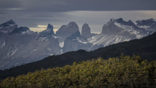 Patagonia, Chile; Mountain Running; Ultra Fiord; Ultima Esperanza