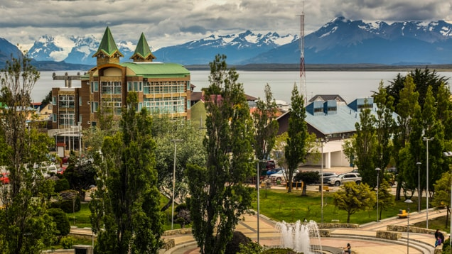 Puerto Natales, Patagonia, Chile, Ultra Fiord