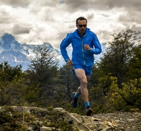 Ultra Trail Running in Ultima Esperanza, Patagonia, Chile; Ultra Fiord Route Running