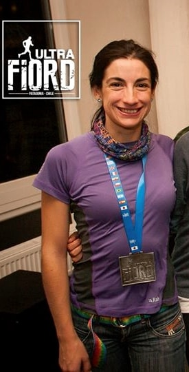 Katherine Canete Ultra Fiord 2015 Patagonia Chile