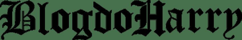 Blog do Harry Thomas Logo