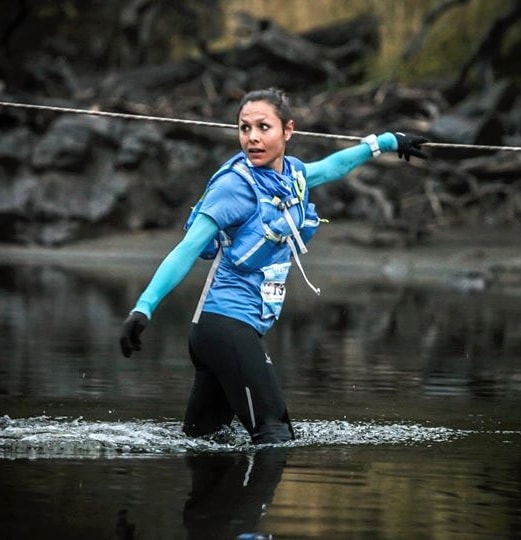 Sylvaine Cussot Ultra Fiord 2015 Patagonia Chile