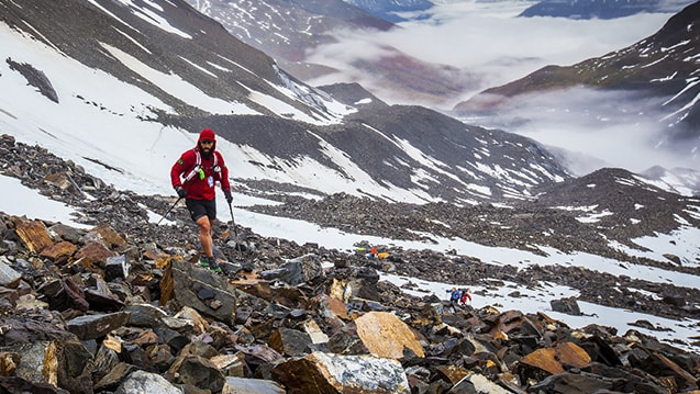 Ultra Fiord 2015; Ultra Trail Running; Patagonia, Chile
