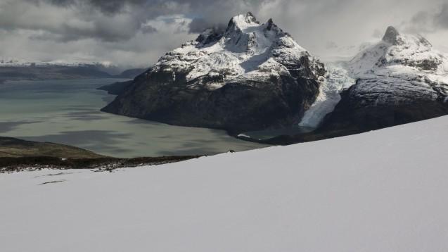 Patagonia, Chile; Ultra Fiord; Glaciar Balmaceda
