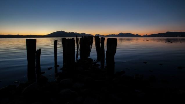 Patagonia, Chile; Ultra Fiord; Ultima Esperanza; Puerto Natales;