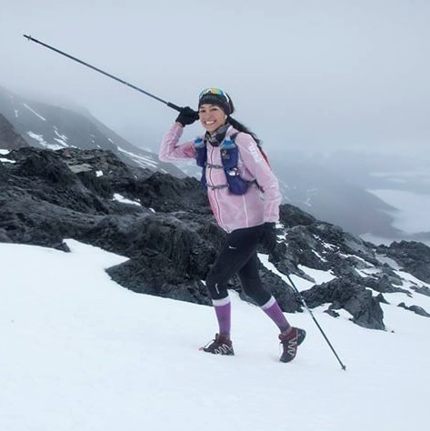 Veronica Rojas Ultra Fiord 2015 Patagonia Chile