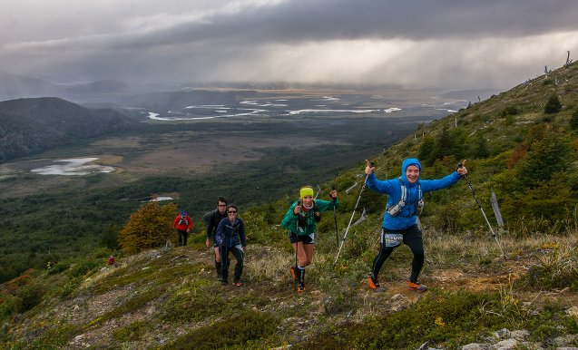 Ultra Fiord Secod Edition Ultra Trail Running Patagonia, Chile