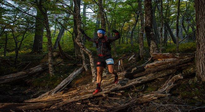 Fernando Nazario Ultra Trail Running Ultra Fiord, Patagonia, Chile
