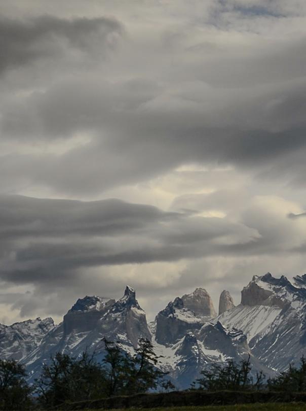 Ultra Fiord Patagonia Chile Mountain Range