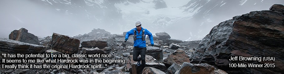Jeff Browning; Ultra Fiord 2015 100 Miles; Ultra Trail Running; Patagonia, Chile