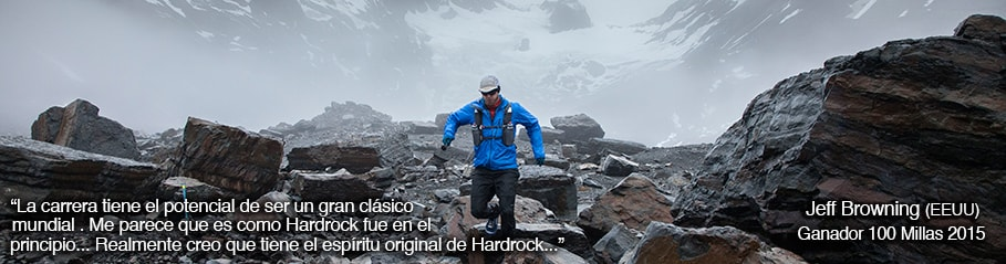 Jeff Browning; Ultra Fiord 2015 100 Millas; Ultra Trail Running; Patagonia, Chile