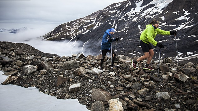Ultra Trail Running Ultra Fiord 2015 Patagonia, Chile