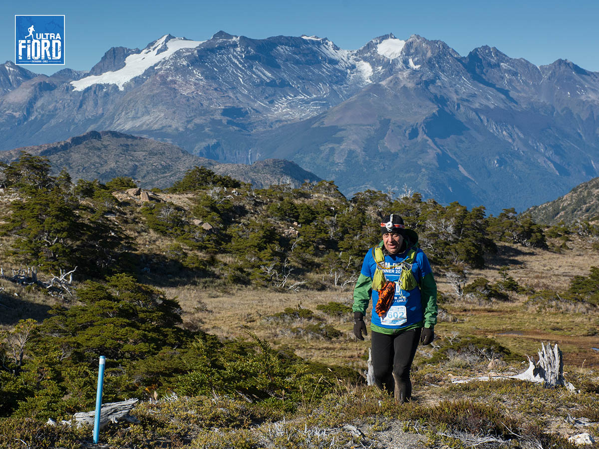 Ultra Trail Running in Patagonia, Chile; Ultra Fiord Third Edition 2017; Torres del Paine; Última Esperanza; Puerto Natales; Patagonia Running Ultra Trail; Luis Espinoza