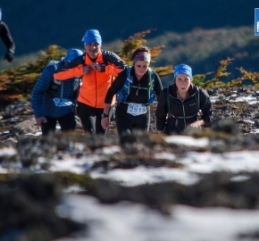 Ultra Trail Running in Patagonia, Chile; Ultra Fiord Third Edition 2017; Torres del Paine; Última Esperanza; Puerto Natales; Patagonia Running Ultra Trail; Guillermo Salgado