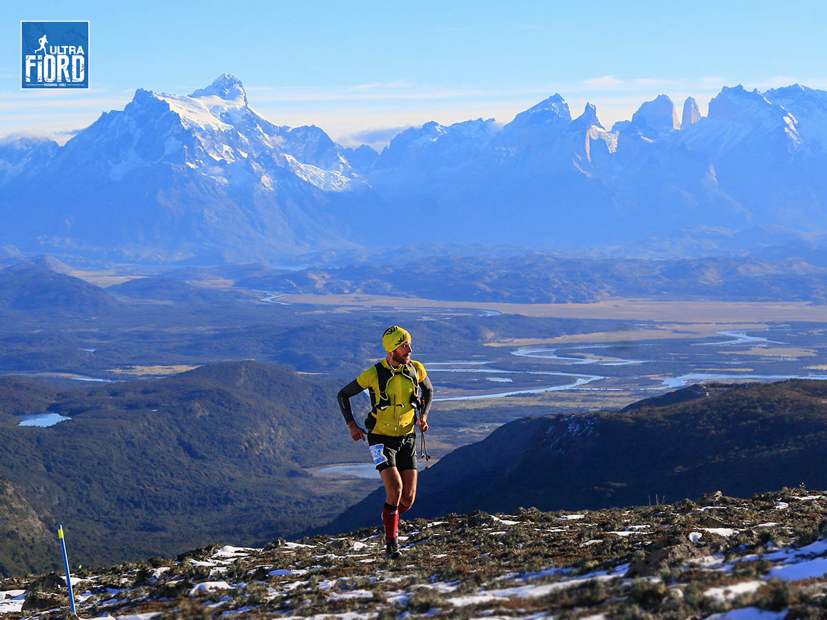 Ultra Trail Running in Patagonia, Chile; Ultra Fiord Third Edition 2017; Torres del Paine; Última Esperanza; Puerto Natales; Patagonia Running Ultra Trail; Alejandro Zoñez