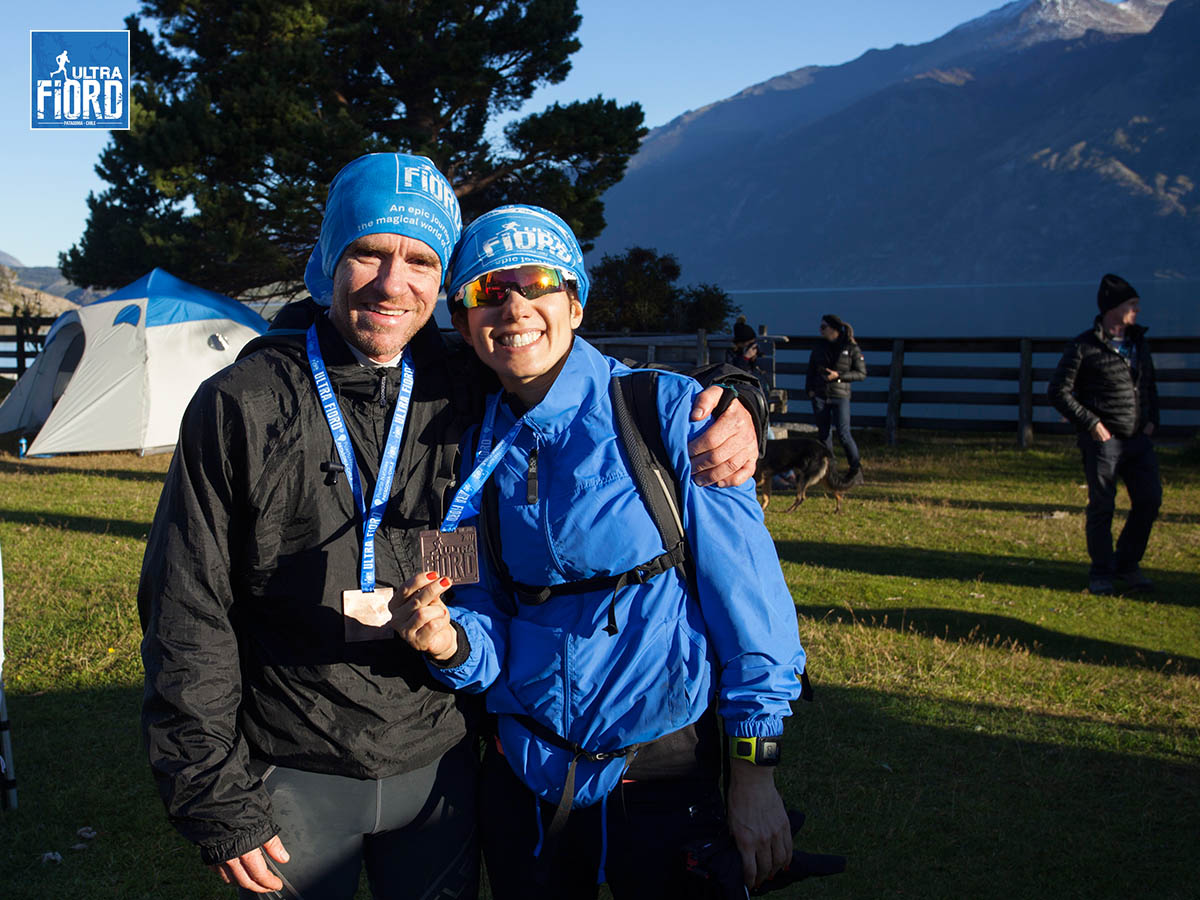 Ultra Trail Running in Patagonia, Chile; Ultra Fiord Third Edition 2017; Torres del Paine; Última Esperanza; Puerto Natales; Patagonia Running Ultra Trail; Christian Miranda