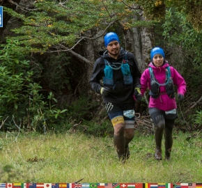 Ultra Trail Running in Patagonia, Chile; Ultra Fiord Fourth Edition 2018; Torres del Paine; Última Esperanza; Puerto Natales; Patagonia Running Ultra Trail; Alexis Gatica