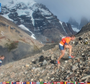 Ultra Trail Running in Patagonia, Chile; Ultra Fiord Fourth Edition 2018; Torres del Paine; Última Esperanza; Puerto Natales; Patagonia Running Ultra Trail; Luis Espinoza