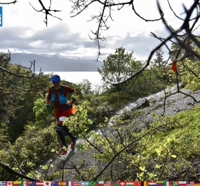utf1904algo1232FB; Ultra Trail Running in Patagonia, Chile; Ultra Fiord Fifth Edition 2019; Torres del Paine; Última Esperanza; Puerto Natales; Patagonia Running Ultra Trail; Alejandro González