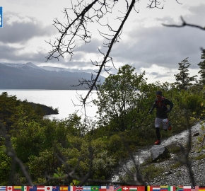 utf1904algo1239FB; Ultra Trail Running in Patagonia, Chile; Ultra Fiord Fifth Edition 2019; Torres del Paine; Última Esperanza; Puerto Natales; Patagonia Running Ultra Trail; Alejandro González