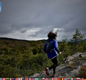 utf1904algo1482FB; Ultra Trail Running in Patagonia, Chile; Ultra Fiord Fifth Edition 2019; Torres del Paine; Última Esperanza; Puerto Natales; Patagonia Running Ultra Trail; Alejandro González