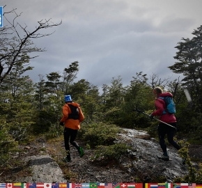 utf1904algo1516FB; Ultra Trail Running in Patagonia, Chile; Ultra Fiord Fifth Edition 2019; Torres del Paine; Última Esperanza; Puerto Natales; Patagonia Running Ultra Trail; Alejandro González