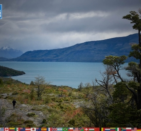 utf1904algo1538FB; Ultra Trail Running in Patagonia, Chile; Ultra Fiord Fifth Edition 2019; Torres del Paine; Última Esperanza; Puerto Natales; Patagonia Running Ultra Trail; Alejandro González