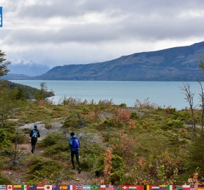 utf1904algo1563FB; Ultra Trail Running in Patagonia, Chile; Ultra Fiord Fifth Edition 2019; Torres del Paine; Última Esperanza; Puerto Natales; Patagonia Running Ultra Trail; Alejandro González