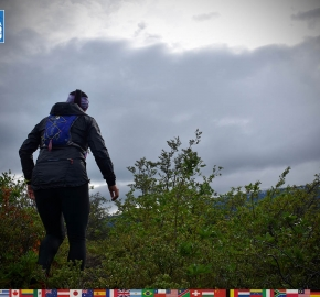 utf1904algo1629FB; Ultra Trail Running in Patagonia, Chile; Ultra Fiord Fifth Edition 2019; Torres del Paine; Última Esperanza; Puerto Natales; Patagonia Running Ultra Trail; Alejandro González