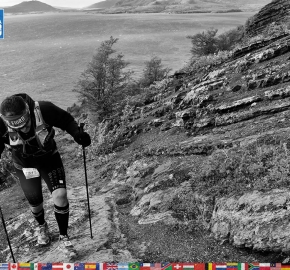 utf1904algo1914FB; Ultra Trail Running in Patagonia, Chile; Ultra Fiord Fifth Edition 2019; Torres del Paine; Última Esperanza; Puerto Natales; Patagonia Running Ultra Trail; Alejandro González