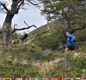 utf1904algo2126FB;Ultra Trail Running in Patagonia, Chile; Ultra Fiord Fifth Edition 2019; Torres del Paine; Última Esperanza; Puerto Natales; Patagonia Running Ultra Trail; Alejandro González