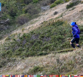 utf1904algo2164FB; Ultra Trail Running in Patagonia, Chile; Ultra Fiord Fifth Edition 2019; Torres del Paine; Última Esperanza; Puerto Natales; Patagonia Running Ultra Trail; Alejandro González