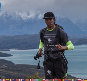 utf1904clsi0019FB; Ultra Trail Running in Patagonia, Chile; Ultra Fiord Fifth Edition 2019; Torres del Paine; Última Esperanza; Puerto Natales; Patagonia Running Ultra Trail; Claudio Silva