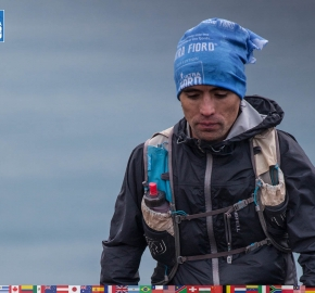 utf1904clsi0050FB; Ultra Trail Running in Patagonia, Chile; Ultra Fiord Fifth Edition 2019; Torres del Paine; Última Esperanza; Puerto Natales; Patagonia Running Ultra Trail; Claudio Silva