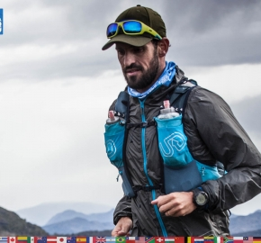 utf1904clsi0098FB; Ultra Trail Running in Patagonia, Chile; Ultra Fiord Fifth Edition 2019; Torres del Paine; Última Esperanza; Puerto Natales; Patagonia Running Ultra Trail; Claudio Silva