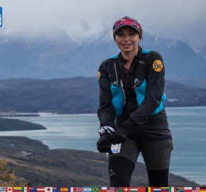 utf1904clsi0107FB; Ultra Trail Running in Patagonia, Chile; Ultra Fiord Fifth Edition 2019; Torres del Paine; Última Esperanza; Puerto Natales; Patagonia Running Ultra Trail; Claudio Silva