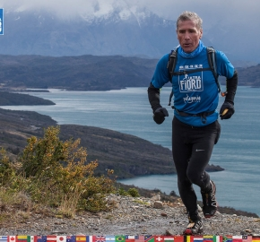 utf1904clsi0111FB; Ultra Trail Running in Patagonia, Chile; Ultra Fiord Fifth Edition 2019; Torres del Paine; Última Esperanza; Puerto Natales; Patagonia Running Ultra Trail; Claudio Silva