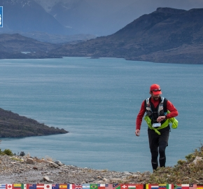 utf1904clsi0128FB; Ultra Trail Running in Patagonia, Chile; Ultra Fiord Fifth Edition 2019; Torres del Paine; Última Esperanza; Puerto Natales; Patagonia Running Ultra Trail; Claudio Silva