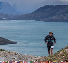 utf1904clsi0138FB; Ultra Trail Running in Patagonia, Chile; Ultra Fiord Fifth Edition 2019; Torres del Paine; Última Esperanza; Puerto Natales; Patagonia Running Ultra Trail; Claudio Silva