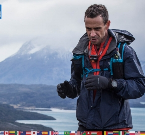 utf1904clsi0183FB; Ultra Trail Running in Patagonia, Chile; Ultra Fiord Fifth Edition 2019; Torres del Paine; Última Esperanza; Puerto Natales; Patagonia Running Ultra Trail; Claudio Silva