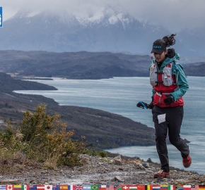 utf1904clsi0214FB Ultra Trail Running in Patagonia, Chile; Ultra Fiord Fifth Edition 2019; Torres del Paine; Última Esperanza; Puerto Natales; Patagonia Running Ultra Trail; Claudio Silva