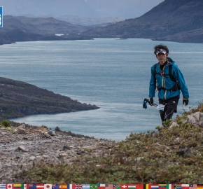 utf1904clsi0219FB Ultra Trail Running in Patagonia, Chile; Ultra Fiord Fifth Edition 2019; Torres del Paine; Última Esperanza; Puerto Natales; Patagonia Running Ultra Trail; Claudio Silva