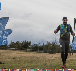 utf1904clsi0249FB Ultra Trail Running in Patagonia, Chile; Ultra Fiord Fifth Edition 2019; Torres del Paine; Última Esperanza; Puerto Natales; Patagonia Running Ultra Trail; Claudio Silva