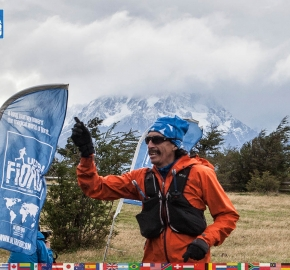utf1904clsi0270FB Ultra Trail Running in Patagonia, Chile; Ultra Fiord Fifth Edition 2019; Torres del Paine; Última Esperanza; Puerto Natales; Patagonia Running Ultra Trail; Claudio Silva