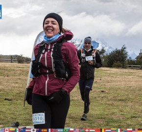 utf1904clsi0272FB Ultra Trail Running in Patagonia, Chile; Ultra Fiord Fifth Edition 2019; Torres del Paine; Última Esperanza; Puerto Natales; Patagonia Running Ultra Trail; Claudio Silva