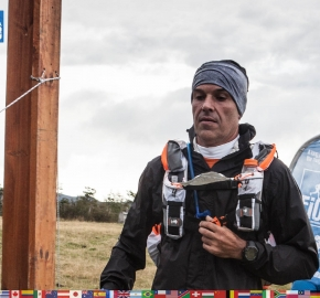 utf1904clsi0274FB Ultra Trail Running in Patagonia, Chile; Ultra Fiord Fifth Edition 2019; Torres del Paine; Última Esperanza; Puerto Natales; Patagonia Running Ultra Trail; Claudio Silva