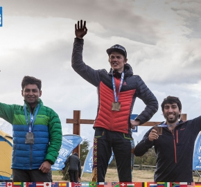 utf1904clsi0300FB Ultra Trail Running in Patagonia, Chile; Ultra Fiord Fifth Edition 2019; Torres del Paine; Última Esperanza; Puerto Natales; Patagonia Running Ultra Trail; Claudio Silva