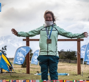 utf1904clsi0302FB Ultra Trail Running in Patagonia, Chile; Ultra Fiord Fifth Edition 2019; Torres del Paine; Última Esperanza; Puerto Natales; Patagonia Running Ultra Trail; Claudio Silva