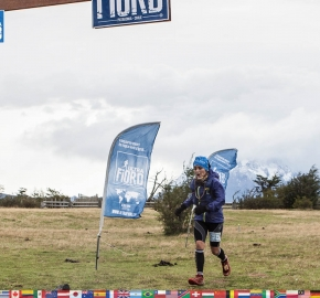 utf1904clsi2576FB; Ultra Trail Running in Patagonia, Chile; Ultra Fiord Fifth Edition 2019; Torres del Paine; Última Esperanza; Puerto Natales; Patagonia Running Ultra Trail; Claudio Silva