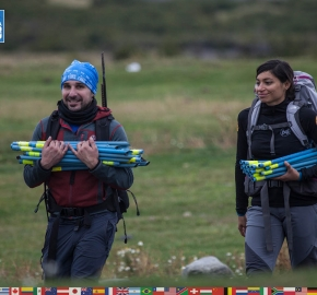 utf1904clsi9752FB; Ultra Trail Running in Patagonia, Chile; Ultra Fiord Fifth Edition 2019; Torres del Paine; Última Esperanza; Puerto Natales; Patagonia Running Ultra Trail; Claudio Silva